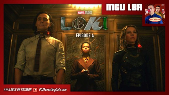 "MCU L8R: Loki Ep. 4 ""The Nexus Event"" w/ Rich Fann II"