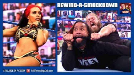 REWIND-A-SMACKDOWN 7/2/21: Zelina Vega, Owens vs. Zayn, Edge