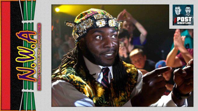 "The N.W.A. Podcast: ""A.W.A. – Ashanti Wrestling Advocates"""