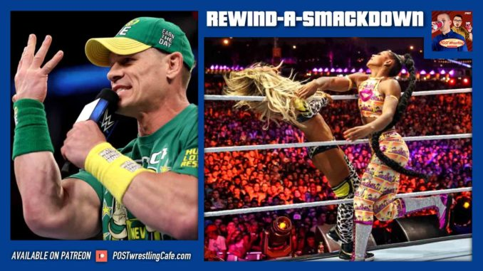 REWIND-A-SMACKDOWN 7/23/21: Cena's challenge, Rolling Loud
