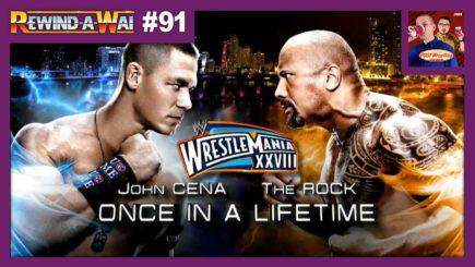 REWIND-A-WAI #91: WWE WrestleMania XXVIII