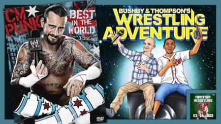 BTWA #11: CM Punk – Best in the World (2012)