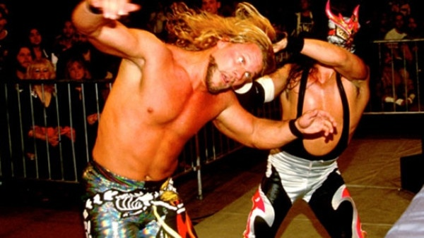 Juventud Guerrera Faces Chris Jericho On AEW Dynamite: Homecoming