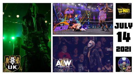 SITD 7/14/21: Blair Davenport debuts, MLW Battle Riot live report