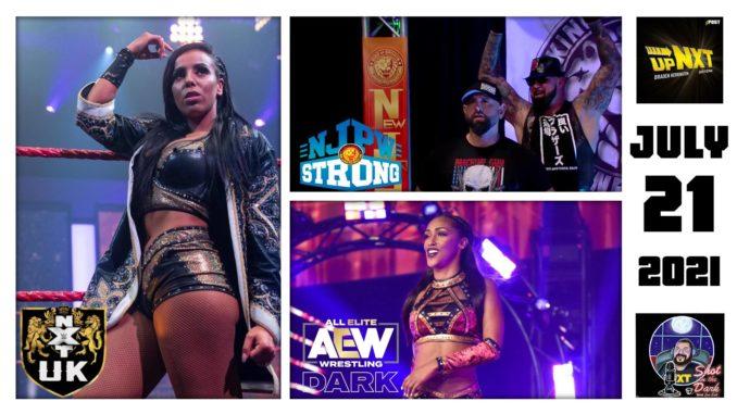 SITD 7/21/21: NWA Champions Series Draft, Good Brothers Return to NJPW