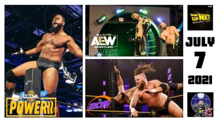 SITD 7/7/21: NXT Breakout Qualifiers, New NWA National Champ
