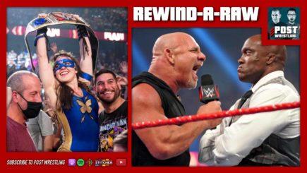 REWIND-A-RAW 8/2/21: Flair vs. A.S.H., Goldberg, Bray Wyatt