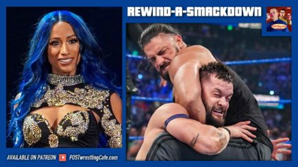REWIND-A-SMACKDOWN 8/6/21: WWE releases, SD review