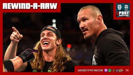 REWIND-A-RAW 8/9/21: Randy Orton returns, State of NXT
