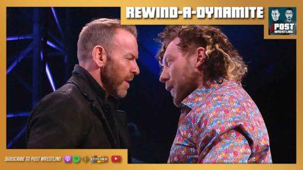 REWIND-A-DYNAMITE 8/11/21: Omega-Cage, Jericho vs Wardlow