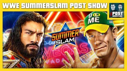 WWE SummerSlam 2021 POST Show: Roman Reigns vs. John Cena