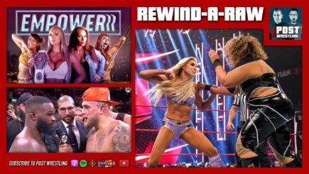 REWIND-A-RAW 8/30/21: Nia vs. Charlotte, NWA EmPowerrr