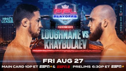 PFL 9 Report: Featherweight and Light Heavyweight finals determined