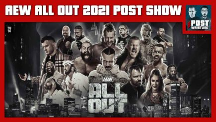 AEW All Out 2021 POST Show: CM Punk vs. Darby Allin