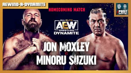 REWIND-A-DYNAMITE 9/8/21: Moxley vs. Suzuki, Danielson/Omega