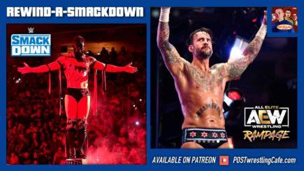 RASD 9/24/21: AEW Rampage Grand Slam, Extreme Rules Go-Home