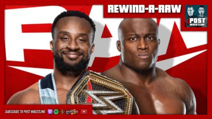 REWIND-A-RAW 9/27/21: Big E vs. Bobby Lashley