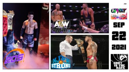 SITD 9/22/2021: Tanahashi & Ishii NJPW Strong debuts, Janela vs. Kiss on AEW Dark