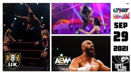 SITD 9/29/21: Paul Wight on AEW Dark, Adrian Jaoude & Santana Garrett debut