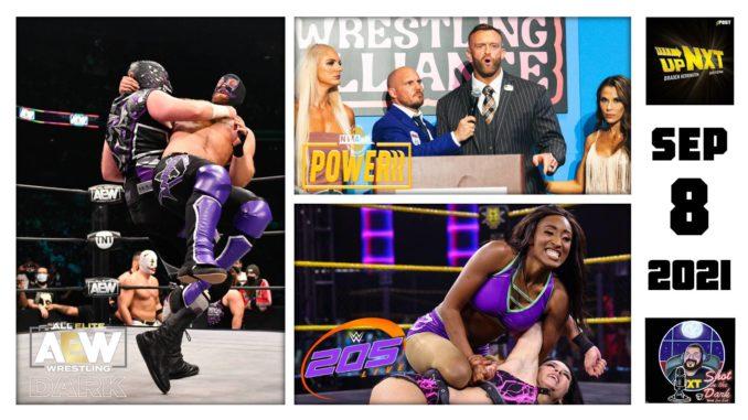 SITD 9/8/2021: CM Punk on AEW Dark, ROH Women's Tournament Semi-Finals
