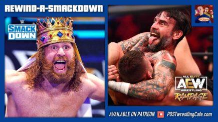 RASD 10/8/21: KOTR/QC Begins, CM Punk vs. Daniel Garcia