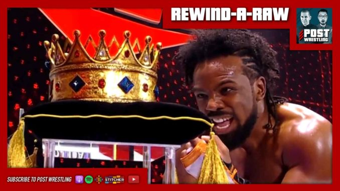 REWIND-A-RAW 10/11/21: King of the Ring & Queen's Crown cont'd