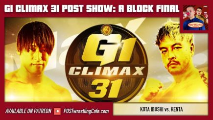 G1 Climax 31 POST Show: Day 17 – A Block Final
