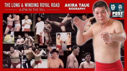 L&WRR #16: Akira Taue Biography w/ Dave Musgrave