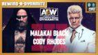 REWIND-A-DYNAMITE 10/24/21: Black vs. Rhodes III, Charlotte-Becky
