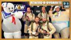 REWIND-A-DYNAMITE 10/27/21: Elite vs. Dark Order, Ring of Honor hiatus