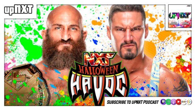 upNXT 10/26/21: Halloween Havoc 2021