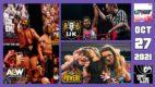 SITD 10/27/21: Too Fast Too Fuego/Danielson-AEW Dark, NWA EmPowerred